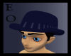 Navy Pinstripe Hat by EO