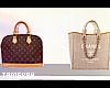 Designer Bag Shelf