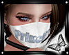 !! White Princess Mask