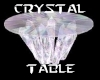 (S)Quartz Crystal Table