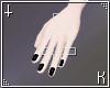 Nails Black