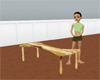 [AR]Pine Coffee Table