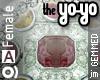 jm| YoYo Gemmed (F)