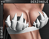 0 | Demon Claw Bra