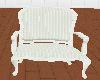 White Velvet Chair