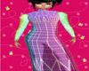 z^child dress mesh