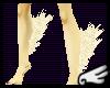 [S]Fennec Foxx Leg Fur