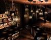Cigar Ceiling Lights