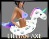 [la] Unicorn weed floaty
