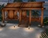 Cabin On Beach