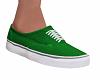 Skater Kicks Green