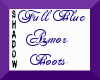 {SP} Full Blue Boots