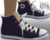 [PS] Drk Purple Converse