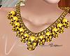 ! Skull necklace