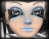 Blue Fantasy Fae Skin