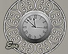 Wall clock deco