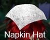 Napkin Hat