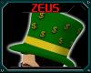 Dollar Bill Hat