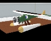 animated Seaplane