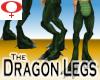 Dragon Legs -v1 Womens