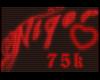 75k Sticker Payment