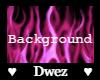 𝔻. pink flame backgr