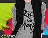 [C] Rick & Morty Jacket