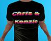 Chris and Kenzie Shirt M