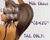 Milk Choco Lillith Tail