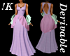 !K! Delure Diamonds Gown