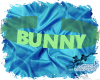 Green Bunny Collar