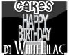 WL~ WtDiamond Bday Cake