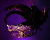 "Mask Masquerade ""Feather"