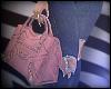T* Pink Handbag!