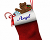 I~Angel Xmas Stocking