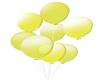 Yellow Ballons