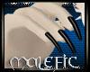 M+ Black Sleender Hands
