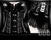 ~V~ Leather Lace Dress