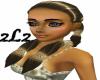 2L2 Princess Pigtails