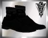 CTG DRESS SHOE/SOCK BLK