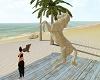 lia - Estatua Horse