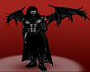 cool Dark Black Vampire