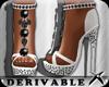 !DERIV Showgirl Heels