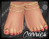 C Sheer Feet