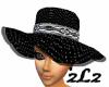 2L2 Mysterious Lady Hat