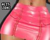 [AZ] RLL pink Miniskirt