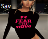 CheerQuote-Fear the Bow
