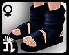 (n)Ninja Sandals 6 Blue