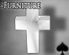 Cat~ White Cross Grave