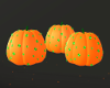 Neon Orange Pumpkins